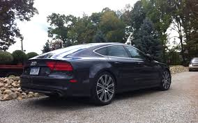 2012 Audi A7 - Questioning The Big Wheels - Automobile Magazine
