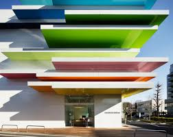 Modern Office Building Design Awesome 48 Modern Buildings With Facades That Keep Us Staring Design Milk