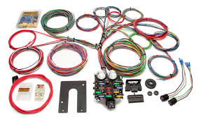 painless wiring and chassis harness wiring diagram for you • 21 circuit classic customizable pickup chassis harness key in dash rh painlessperformance com painless wiring harness 1993 mustang chassis 1995 chevy