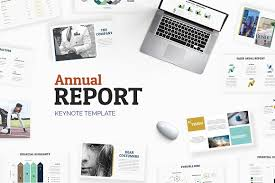 40 Annual Report Templates To Present Your Progress In Style Fascinating Annual Report Template Design
