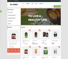 wordpress shopping carts 8 best wordpress pharmacy themes for 2018 siteturner