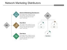 Network Marketing Chart Network Marketing Distributors Ppt Powerpoint Presentation