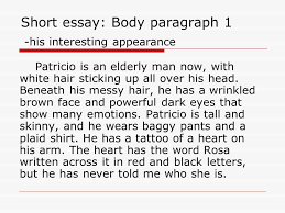 short essay on body language short essay on body language