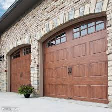 12 foot wide garage doorAdvanced Garage Overhead Door Repairs  Family Handyman