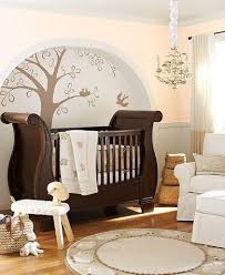 elegant baby furniture. Brown Crib For Elegant Baby Room Furniture Zach Hooper Photo