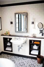 black and white bathroom tiles. Black And White Bathroom Tile Tiles \
