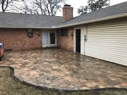 how to clean pavers on your patio