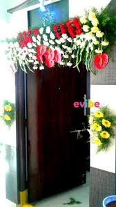 Best Value Housewarming Decor For 1bhk house-warming party decoration