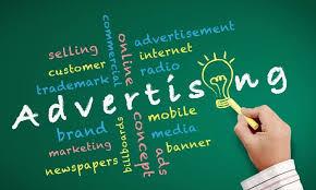 Advertising word art