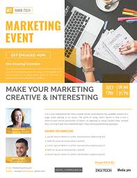 10 Event Flyers Designs Templates Playtab Tech