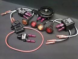 jeep turn signal kit horn led lights toggle switch button fuse you re almost done