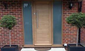 Modern front door Grey Gorgeous Inspiration Modern Front Doors External Wooden Internal Bespoke Wikipedia Modern Front Doors Architecture Ideas
