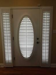 door blinds. Front Door Blinds Pilotprojectorg