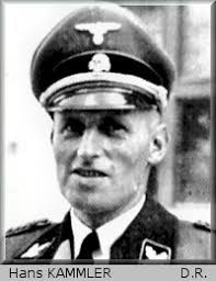 Hans Kammler est né en 1901. Il est le fils d'un officier Allemand. - kammler