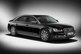 Official: Audi A8 L Security - GTspirit