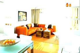orange living room decor orange living room ideas decor and white accessories burnt bedrooms blue the