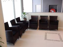 Choosing the Comfy and Adorable Waiting Room Chairs Properly: Rattan Furniture  Waiting Room ~ Decoration