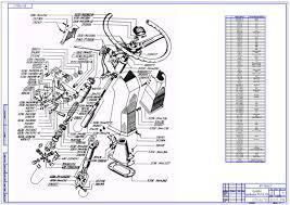 Рулевое управление автомобиля курсовые работы Чертежи РУ Курсовая работа Рулевое управление МАЗ 54328