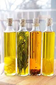 Decorative Infused Oil Bottles DIY Infused Olive Oils 31