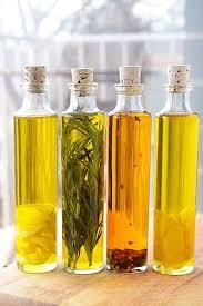 Decorative Infused Oil Bottles DIY Infused Olive Oils 31