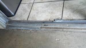 patio door roller repair inestimable glass door track sliding glass patio door repairs track or roller