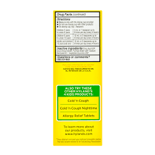 Hyland S 4kids Cold N Cough Nighttime Dosage Chart Hylands 4 Kids Complete Allergy Ages 2 12 Years 4 Oz