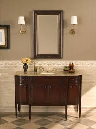Wood Vanity Bathroom Bathroom Vanity Colors And Finishes Hgtv