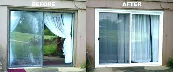 replace sliding glass door with french doors replace window with french doors replacing sliding glass door