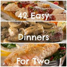 easy dinner ideas for two romantic. 42 easy dinner recipes for two: cooking two? then try one of these ideas two romantic