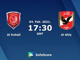 Al Duhail Al Ahly Live Ticker und Live Stream - SofaScore