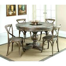 salvaged wood weathered concrete trestle round dining table jfawazco wood round dining table wood dining table