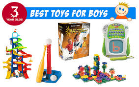 Best Gifts for 3 Year Old Boys: Top Reviewed in 2019 | MMNT