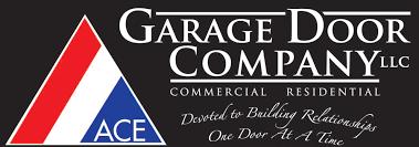 ace garage door company llc logo