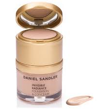 daniel sandler invisible radiance foundation and concealer beige lookfantastic