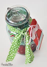 Decorating Canning Jars Gifts REINDEER MASON JAR GIFT CARD HOLDER 100 MORE 86