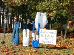 funny halloween decoration ideas