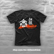 Details About New Design Mlb Kanji Style Sumo Japan Wrestling T Shirt Size S 3xl