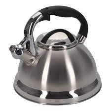 <b>Чайник REGENT inox</b> Linea TEA со свистком, 2,6л — купить в ...