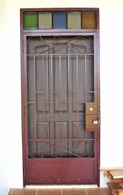 security pole for door burglar bars for sliding glass doors security gates basement window security bars