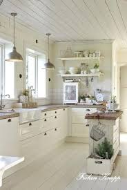 white country cottage kitchen. Cottage Style Kitchen Cabinets Rustic Country Designs . White