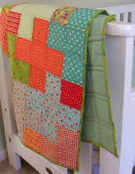 How to Make a Baby Blanket: 10 Unisex Baby Quilt Patterns - Seams ... & Tetris Baby Quilt Adamdwight.com