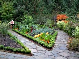 Small Picture Vegetable garden layout Planter Designs Ideas