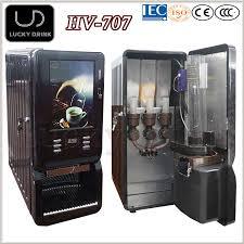 Coffee Machine Vending Mesmerizing 48 Instant Coffee Vending With 48 Slections Buy Instant Coffee