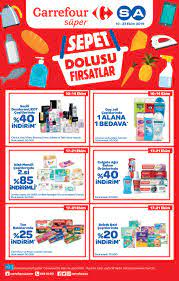 Carrefour Turkey Catalogue #2 (Carrefour Super Edition) by TCN - The  Catalogue Network - issuu