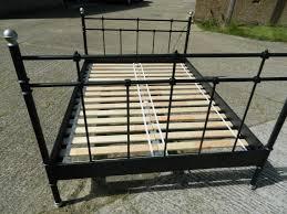 Restoring Cast Iron Bed Frame | Raindance Bed Designs