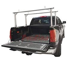 Amazon.com: Universal ALUMINUM Truck Pick Up Rack Contractor Ladder ...