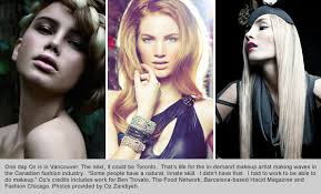 freelance makeup artist vancouver and toronto oz zandiyeh