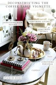 Decorating With Trays On Coffee Tables Coffee Table Decoration Ideas Best E Table Decorations Ideas On E 99