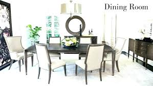 black dining room table and chairs bl