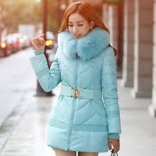 plus size parka buy jolintsai winter jacket women big fur hooded parka thick cotton